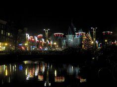 De Waag - Amsterdam Holiday Lights - Awesome Amsterdam