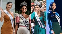PIA'S OUTFITS. Miss Universe 2015 Pia Wurtzbach wears Filipino designers such as Albert Andrada, Bessie Besana, and Martin Bautista during her grand homecoming in the Philippines. Photos by Alecs Ongcal/Paolo Abad/Rappler/ Joseph Vidal/Malacanang Photo Bureau