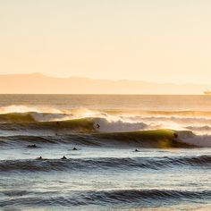 So long Rincon. See you next winter. Till then there's always this. Photo: @paulgreene