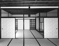 Katsura Imperial Villa, Yasuhiro Ishimoto, photography, 1960.