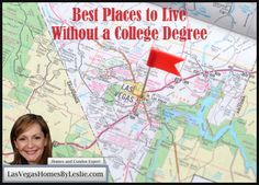 Best Places to Live Without a College Degree - North Las Vegas, Henderson and Las Vegas https://www.youtube.com/watch?v=EposVe6U72s