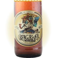 Berg River Brewery weizz-short-back2 Beer Industry, Root Beer, Brewery, Beer Bottle, African, Canning, Mugs, Beer, Home Canning