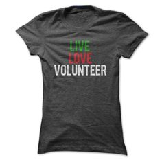 #aerosmith | Nice T-shirts  Volunteer T-Shirt . (LaGia-Tshirts)  Design Description: Volunteer T-Shirt. Live Love Volunteer  If you do not utterly love this Tshirt, you'll SEARCH your favorite one by way of the use of search bar on the header..... Check more at http://lamgiautudau.com/automotive/best-discount-volunteer-t-shirt-lagia-tshirts.html