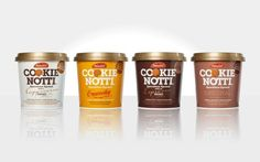 Penotti launches new caramelised cookie spreads in the UK