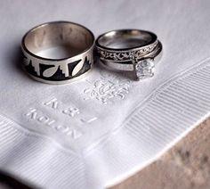 Joyas y tendencias: 28 modelos diferentes en anillos de boda Image: 26