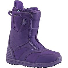 Burton Ritual Snowboard Boot Feelgood Purple 5.0