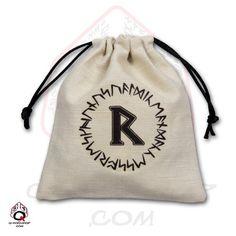 Q-Workshop: Runic II Linen Dice Bag Q Workshop http://www.amazon.com/dp/B001D0HBLM/ref=cm_sw_r_pi_dp_e7gjvb0ABJV57