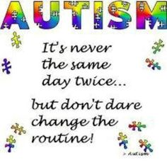 Autism so true