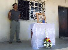 "©Altar, de la serie: ""Misteriosa fe"" 6 de Agosto de 2013 Campeche, Camp; México."