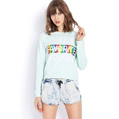 "Graphic Sweater ""you're my Favorite Ex Boyfriend"" sweater Sweaters"