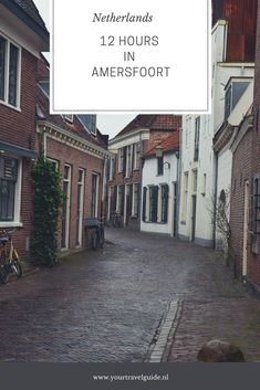 What to do in 12 hours in Amersfoort? Looking for restaurants and places to visit? You can read about things to do in Amersfoort. Holland Cities, Visit Holland, Holland Beach, Diving Course, Cities In Europe, Koh Tao, Ultimate Travel, Beautiful Islands, Solo Travel