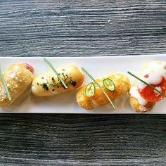 ✨Hoy fui a comer a un nuevo lugar en #Satélite que se llama @tastyfood_mexico y fui la más feliz 😍 ¿Mi elección? Pretzel dogs, piña rellena de pollo teriyaki y malteada de oreo con #Baileys 🐷 ¡Buenazo! 💘 #yocurvilinea #arhemolina #blogcurvy #forevergorda