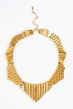 Deco Collar Necklace.. make with corrugated cardboard?!