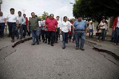 Periodismo sin Censura: RECORRE EL GOBERNADOR ROBERTO BORGE PUNTOS DE LA C...
