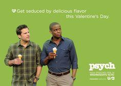 Psych Valentines Day
