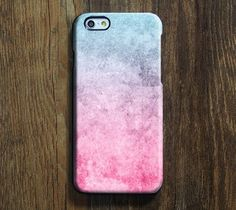 Pastel Grunge Design IPhone 6 Plus 5S 5C 5 4S 4 Dual Layer Durable Tough Case 162