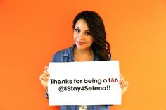 Thanks for being a fan, @iStay4Selena! Xo -@JanelParrish #PLL #FatalFinale