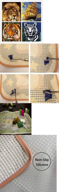 Latch Hooking Kits 28148: Gex New Latch Hook Kit Rug Tapestry Cushion Diy Craft Needle Embroidery Carpet -> BUY IT NOW ONLY: $44.79 on eBay!