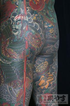Irezumi / japanese Tattoo / horiyasu / Asakusa Horiyasu