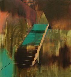 "Saatchi Art Artist Sunyoung Hwang; Painting, ""Haunting melody or memory 1"" #art"