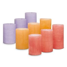 GloLite 3-Piece Pillar Garden from PartyLite! If you would like your collection for free, find out how by asking me at michellemybell4@hotmail.com...  Independent PartyLite Consultant