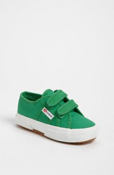 Superga 'Junior Classic' Sneaker (Walker, Toddler & Little Kid) available at #Nordstrom