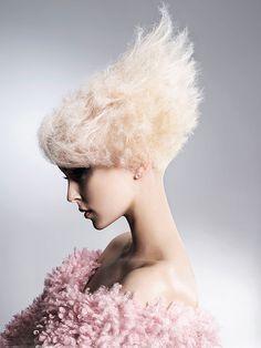 Новая коллекция! Волосы: Alain Pereque для Saco Salon; Фото: John Rawson Больше фото: http://www.allseason.ru/gallerys/gallery/gallerys/6206