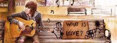 Alguien me puede decir que es el amor'?    <3