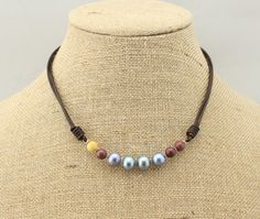 Hey, I found this really awesome Etsy listing at https://www.etsy.com/listing/218577966/ets-s170-freshwater-pearl-necklace