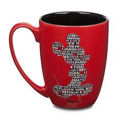 ''Magic Around the World'' Mickey Mouse Mug