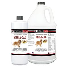 Thomas Labs Meg-A-Cal from Revival Animal Health