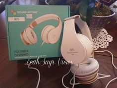 The Sound Intone I65 Headphones Stereo Lightweight, Foldable Headset with Microphone, Volume Control for Christmas Gifts Compatible with Cellphones, Smartphone, iPhone, Laptop and more. #SoundIntoneI65StereoHeadphones #ad