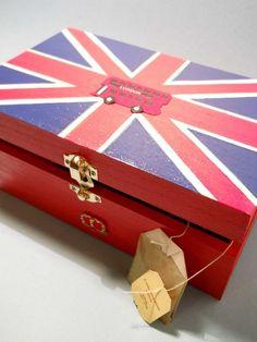 union jack tea box