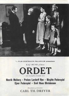 Ordet (1955), Carl Theodor Dreyer