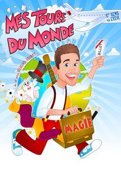 Mes Tours du Monde, Châteauroux, Le Skarabet, Impasse des sablons, Vendredi 15 Avril 2016, 14h30
