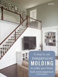 The BIG home projects always have a BIG impact -- knocking out a wall, replacing flooring, painting kitchen cabinets, getting new countertops, etc. But there are some *small* projects that can also have...