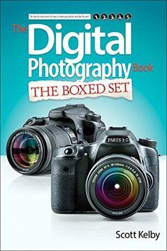 Scott Kelby's Digital Photography Boxed Set, Parts 1, 2, 3, 4, and 5 by Scott Kelby http://www.amazon.com/dp/0133988066/ref=cm_sw_r_pi_dp_B4alvb0TR6P5G