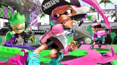 7 Minutes of Splatoon 2 Running on the Nintendo Switch (1080p 60fps) First look at Nintendo's squidy shooter running on the Nintendo Switch. January 13 2017 at 04:00PM https://www.youtube.com/user/ScottDogGaming