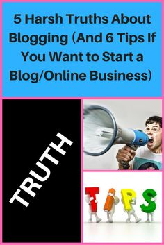 Are You Planning To Start An Online Buisness Or Have One Already? Then You Need To Read This Facts About Blogging. They Might Help You Save Time And Money. SAVE THIS PIN FOR LATER