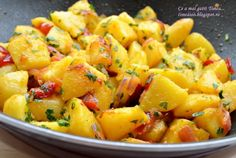 Retete Culinare - Garnitura de cartofi