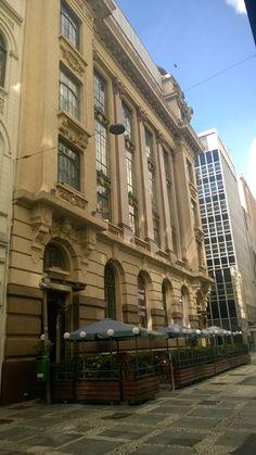 Centro Cultural Banco do Brasil, São Paulo, SP.