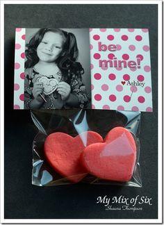 Playdough Valentine