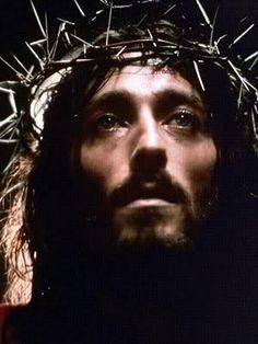 Jesus! Robert Powell.