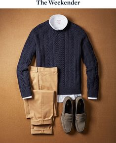 super Ideas for style casual chic homme sweaters Stylish Mens Fashion, Latest Mens Fashion, Look Fashion, Fashion Outfits, Fashion Rings, Stylish Outfits, Fashion Hats, Cheap Fashion, Casual Chic Style