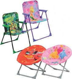 Licensed Patio & Moon Chairs