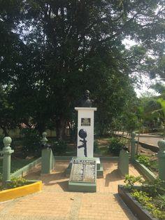 Homenaje a los caídos en combate. V Brigada del Ejército de Colombia.