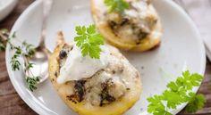 Le Barchette di Patate ai Funghi sono un gustoso antipasto che potete servire anche come contorno per accompagnare piatti di carne oppure vegetariani!
