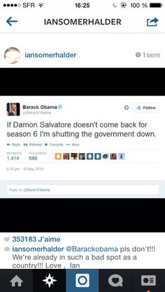 DAMON COME BACK PLEASSSSSSE :'( #why #tvd #vampirediaries #damon #dalena