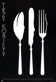 THREE WOMEN de Robert Altman (1977) #polonaise #polish #poster #affiche #pologne #poland #altman #film #american #americain