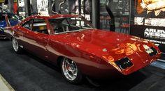 Dodge Charger Daytona - Velozes e Furiosos 6 #supercar #nave #supercarro